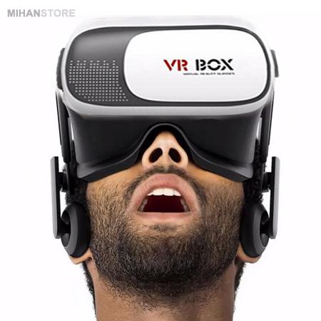 هدست واقعیت مجازی جدید vr box