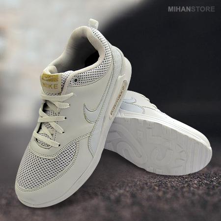 کفش مردانه نایک سفید مدل Airmax  سال 2020