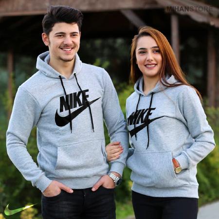 ست هودی مردانه و زنانه Nike پاییزه